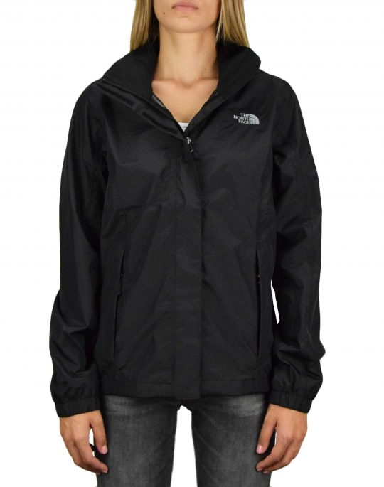 The North Face Resolve 2 Jacket (NF0A2VCUJK31) Black