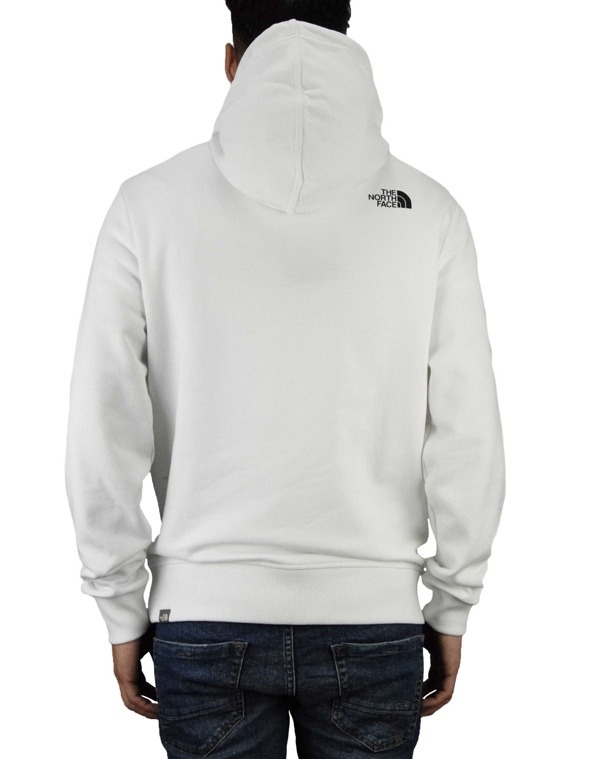 The North Face Standard Hoodie (NF0A3XYDFN41) White