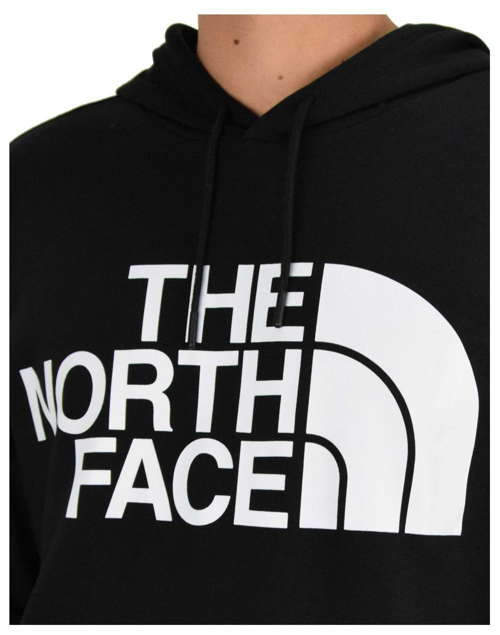 The North Face Standard Hoodie (NF0A3XYDJK31) Black
