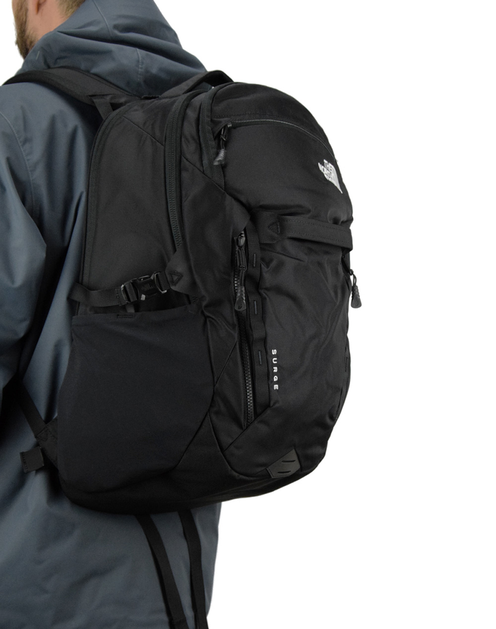 The North Face Surge 31L (NF0A3ETVJK31) Black