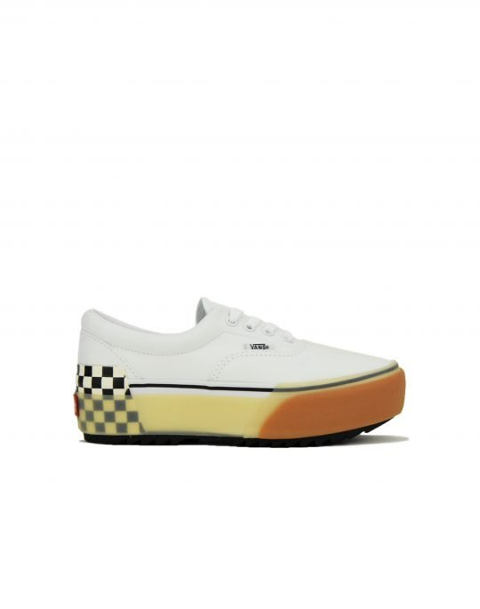 Vans Era Stacked (VN0A4BTOTDC1) White/Checkerboard