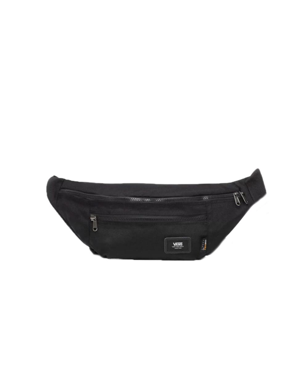 Vans Ward Cross Body Pack Cordura Fabric (VN0A2ZXX6ZC1) Black Ripstop