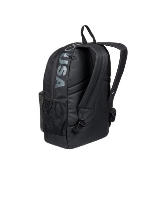 DC Backsider Seasonal Backpack 18.5L (ADYBP03052 KQZ0) Black/Khaki