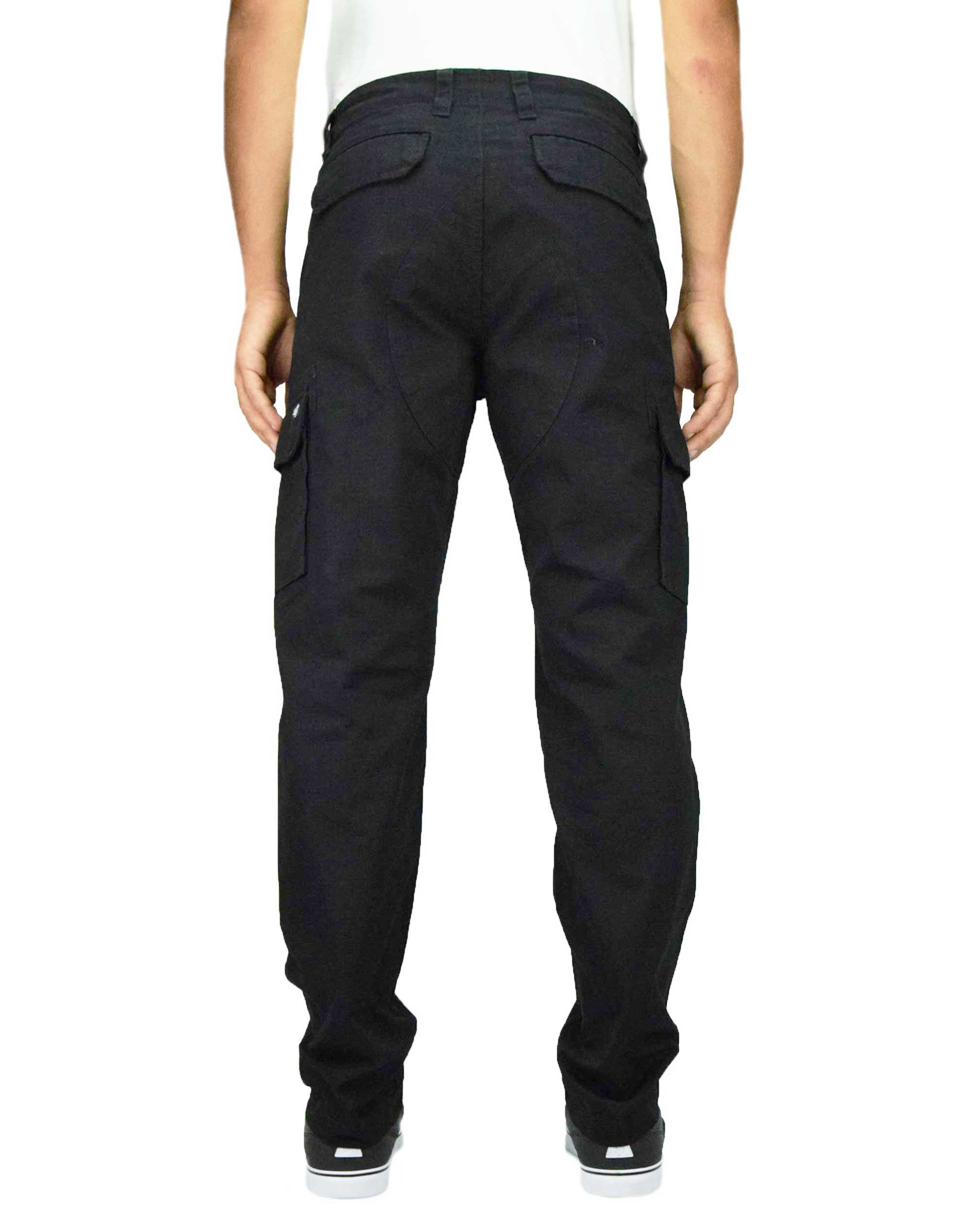 Dickies Edwardsport Slim Fit Combat Pant (DK121121BLK1) Black