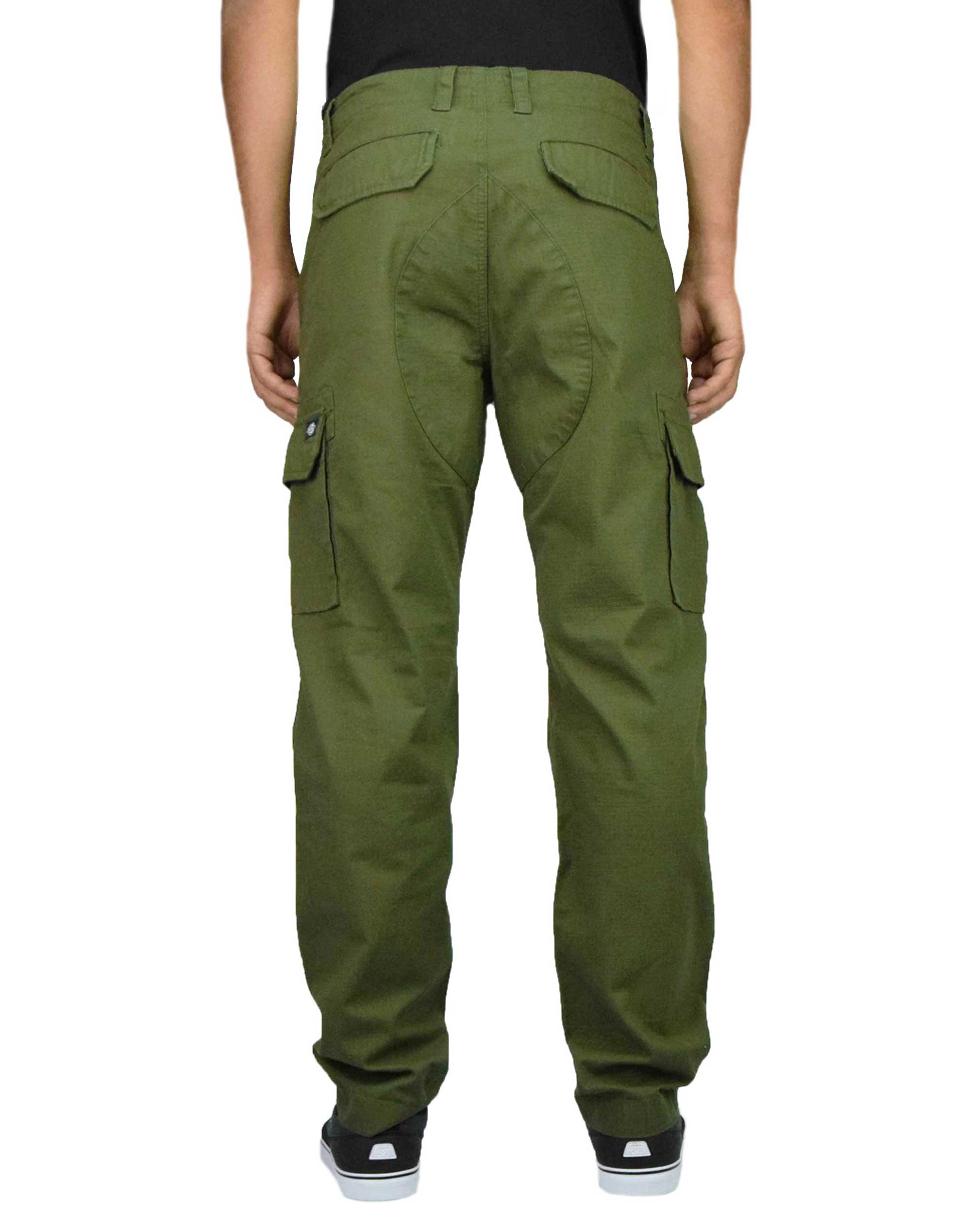 Dickies Edwardsport Slim Fit Combat Pant (DK121121DKO1) Dark Olive