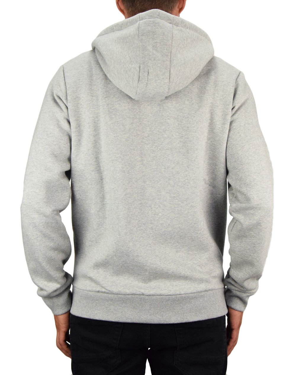 Dickies New Kingsley Zip Through (DK0A4X8HGYM1) Grey Melange