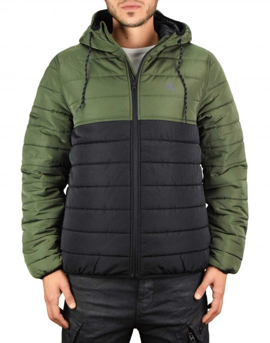 Element Alder Puff Funtament Jacket (U1JKF8 ELF0 3732) Flint Black