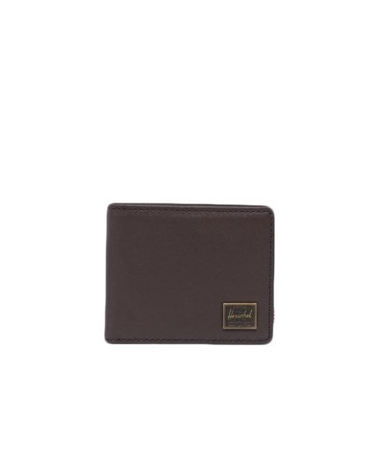 Herschel Supply Co Hank Leather RFID (10850-04123) Brown