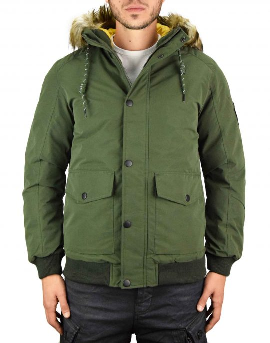Jack & Jones Sky Bomber Jacket (12174397) Forest Night