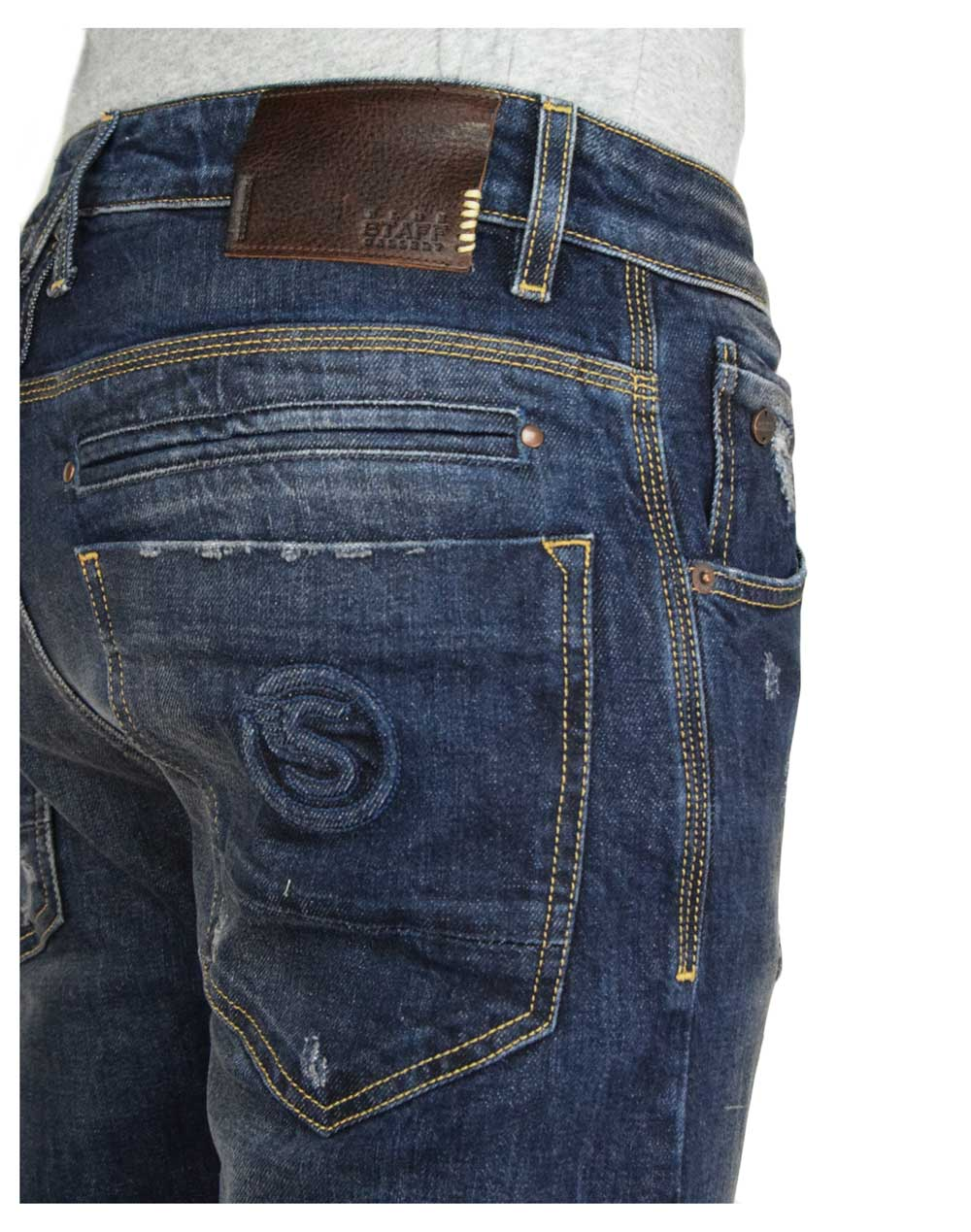 Staff Recoil Regular Fit (5-827.765.S1.044) Blue Denim Bleach