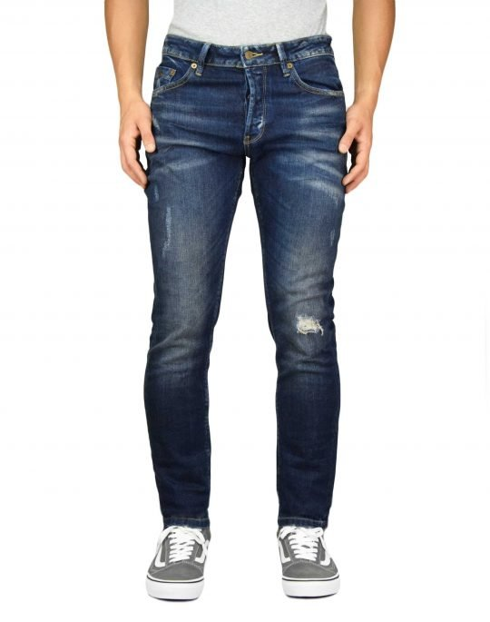 Staff Simon Regular (5-829.585.S2.044) Denim Bleach