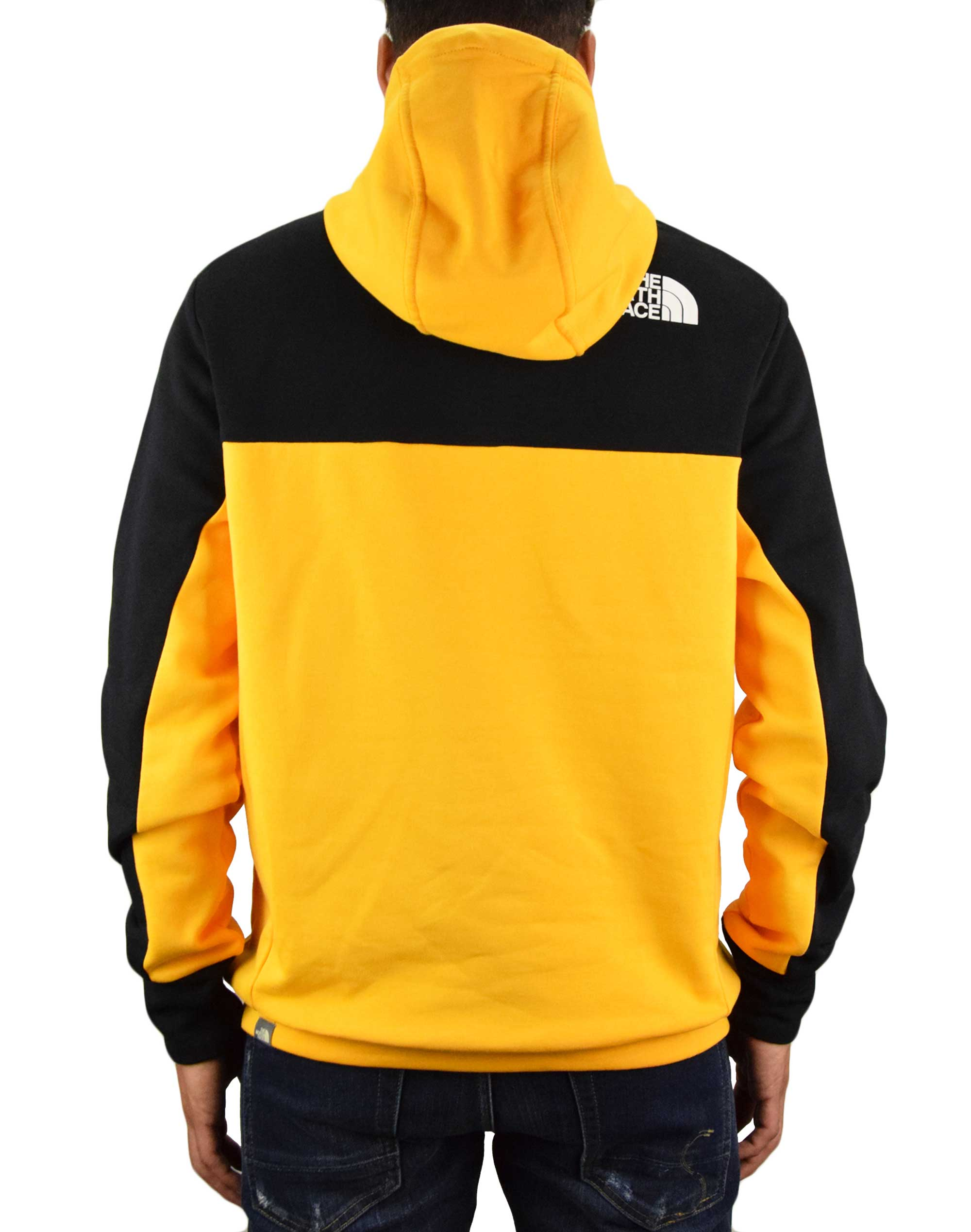 The North Face Hmlyn Hoodie (NF0A4SWNZU31) Summit Gold/Black