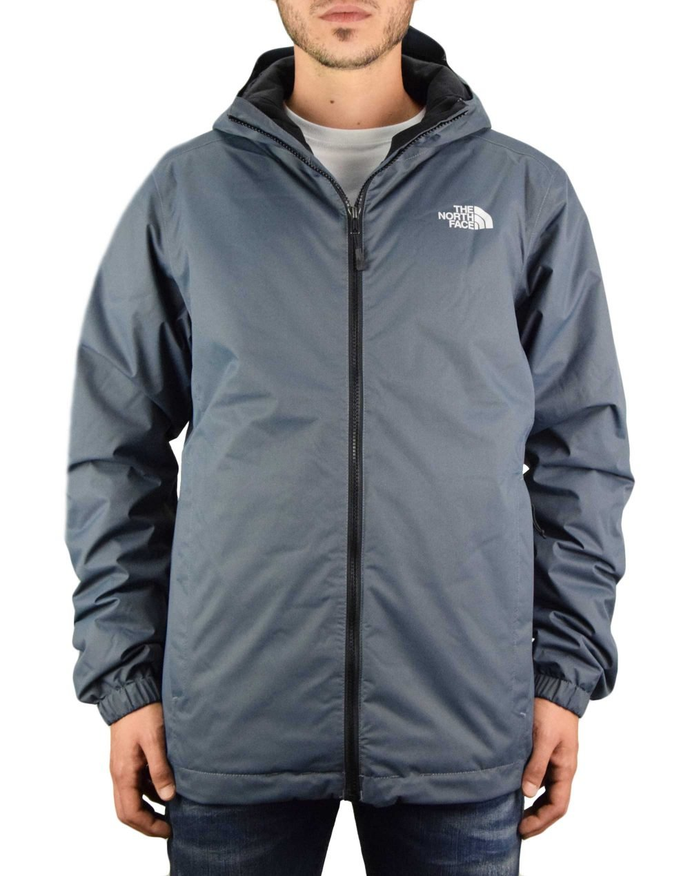 The North Face Quest Insulated Jacket (NF00C3021KK1) Vanadis Grey/Black Heather