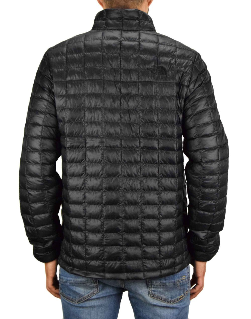 The North Face Thermoball Eco Jacket (NF0A3Y3NXYM1) Black Matte