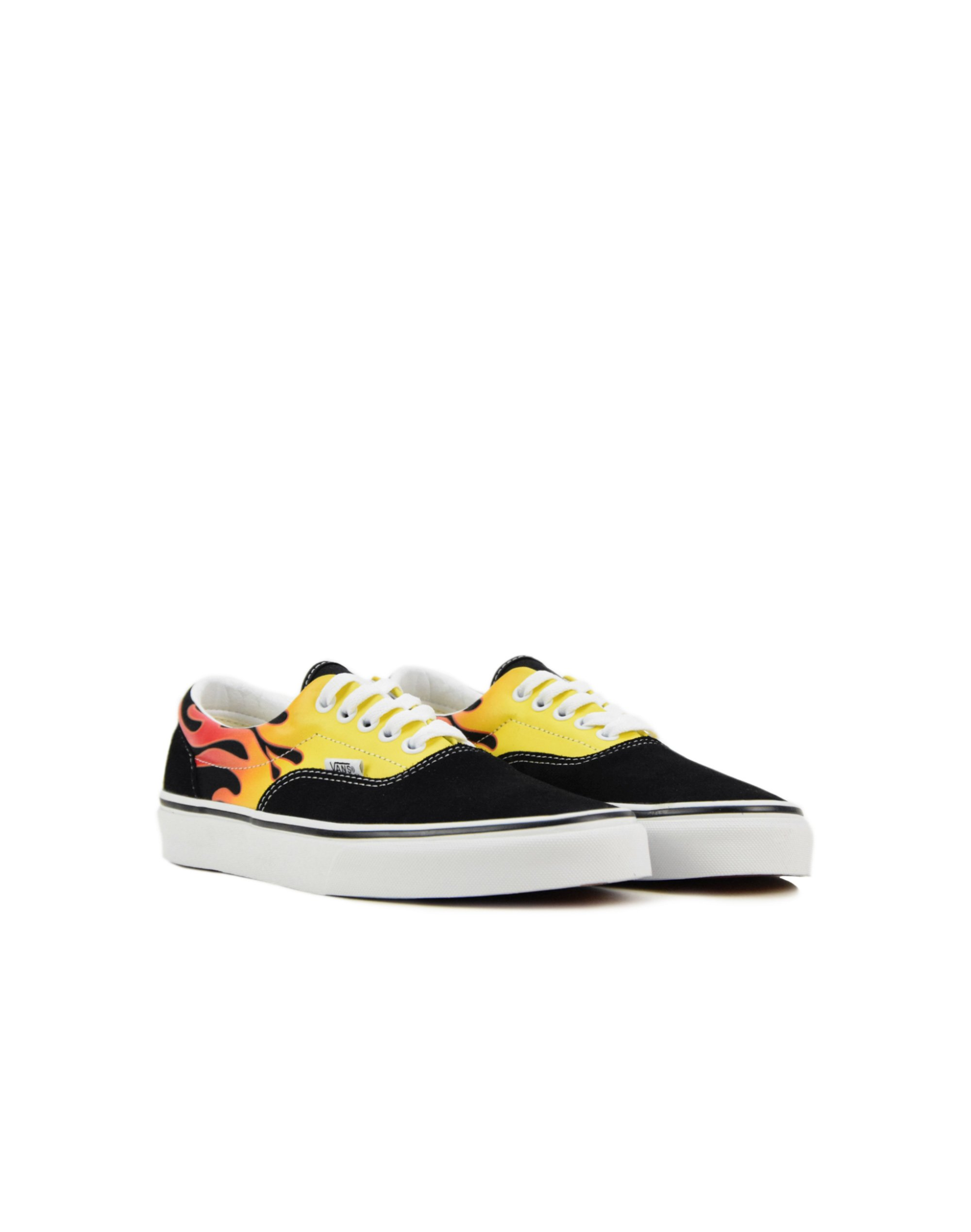 Vans Era Flame (VN0A4BV4XEY1) Black/True White