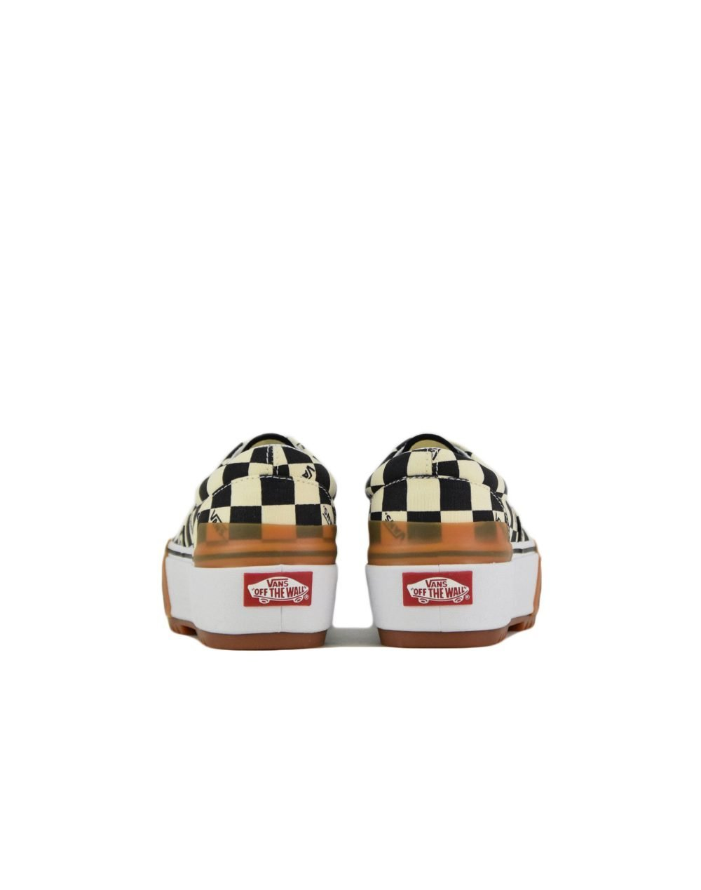 Vans Era Stacked Checkerboard (VN0A4BTOVLV1) Multi/White