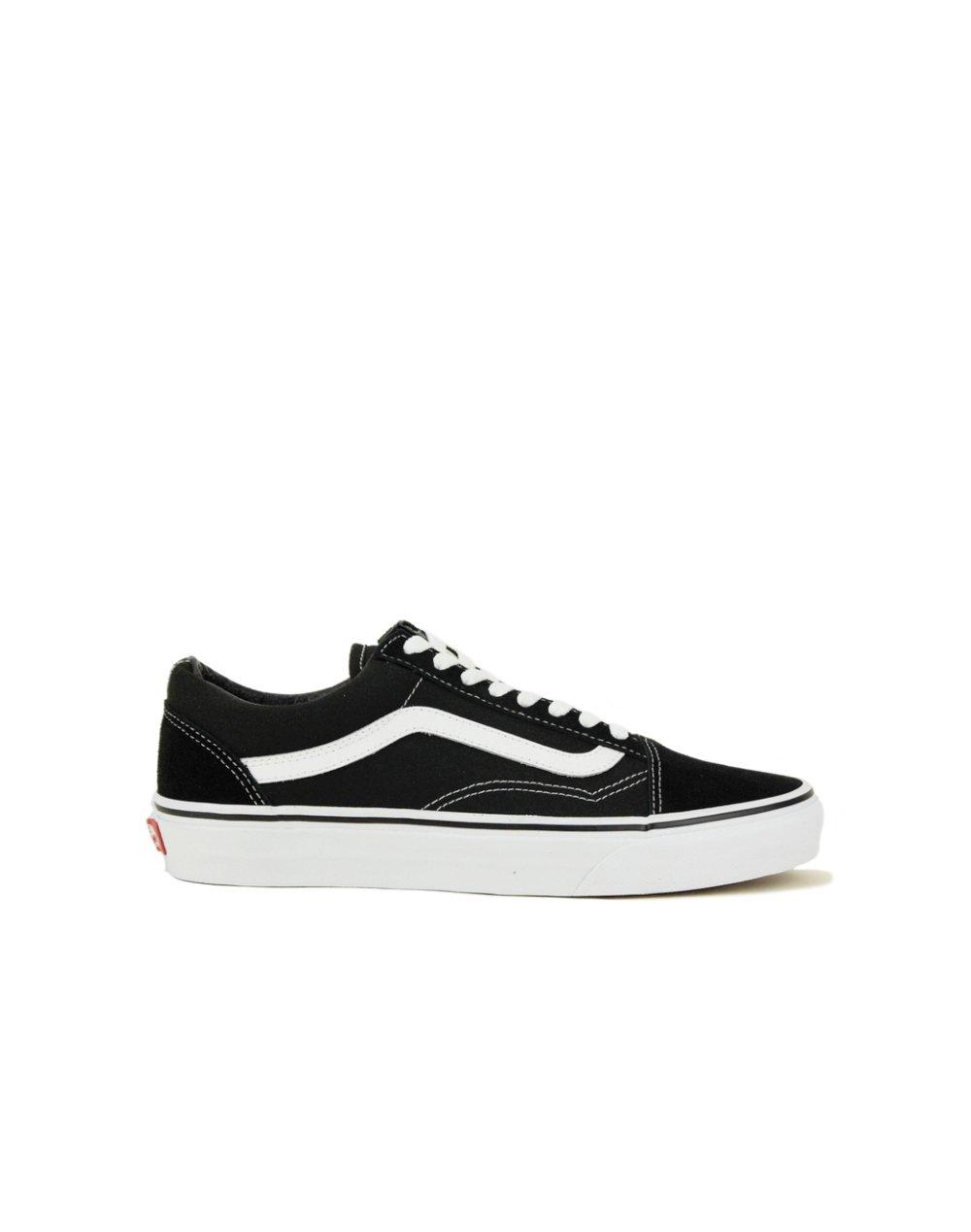 Vans Old Skool (VN000D3HY281) Black/White