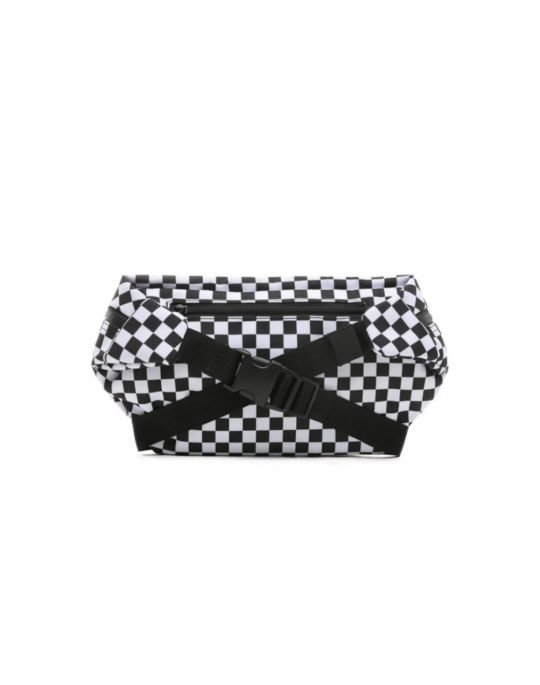 Vans Ranger Waist Pack 4L (VN0A3NG756M1) Black/White Checkerboard