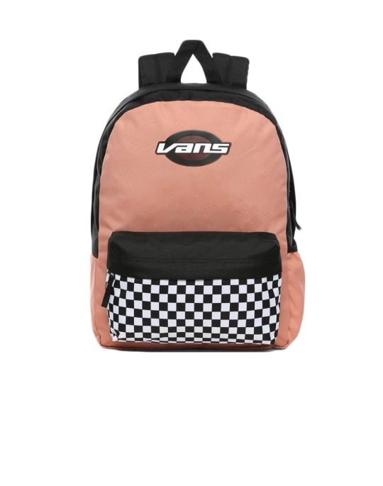 Vans Street Sport Realm Backpack 22L (VN0A49ZJZLS1) Rose Dawn