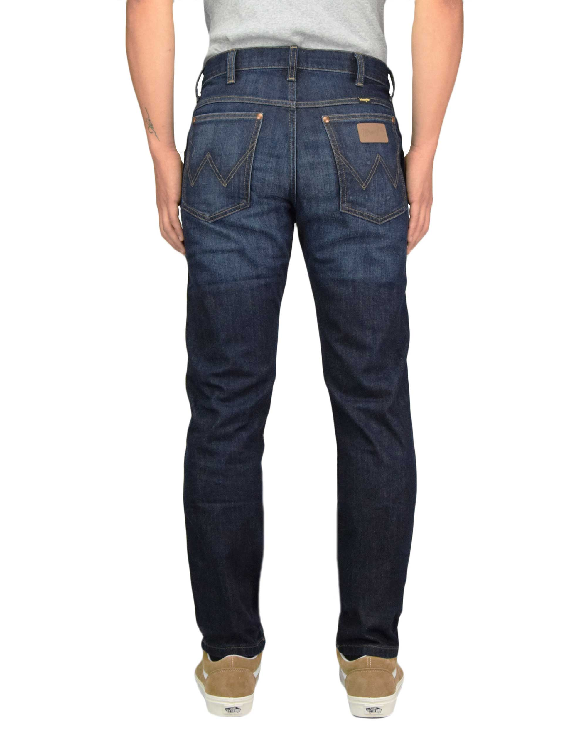 Wrangler Icons 11Mwz Original Slim (W1MZXG313) Blue Bone