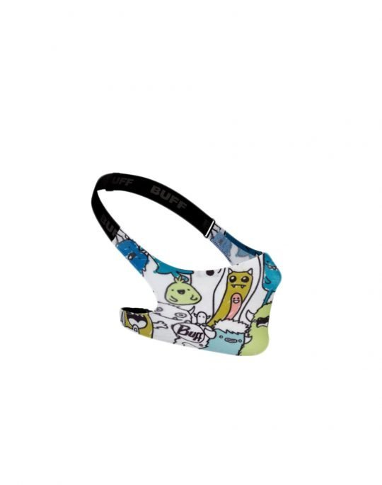 Buff Filter Mask Kids Boo (126646.555.10.00) White