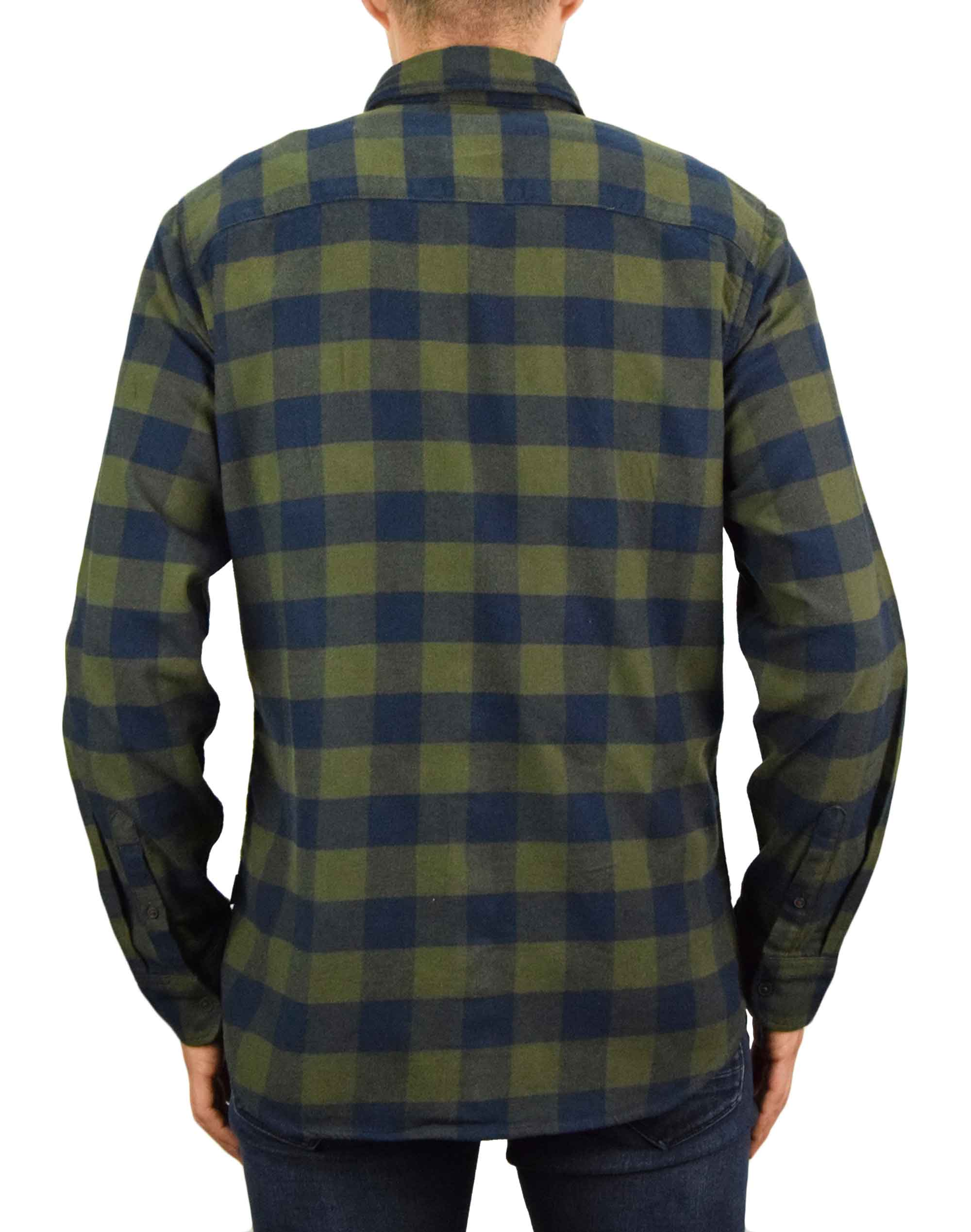 Jack & Jones Chester Comfort Shirt (12183842) Forest Night