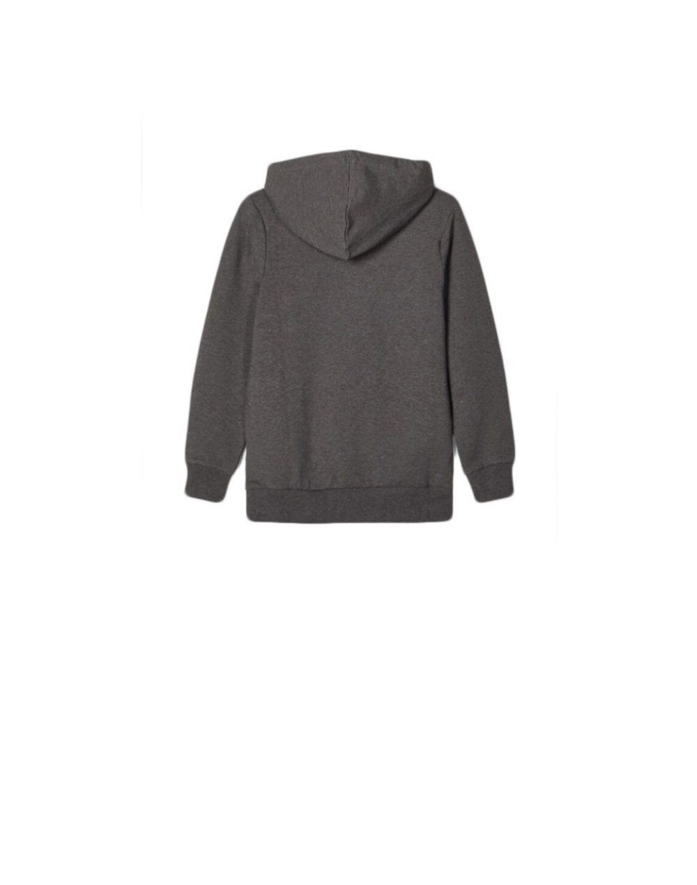 Name It Vugo Sweat Hoodie (13181119) Dark Grey Melange