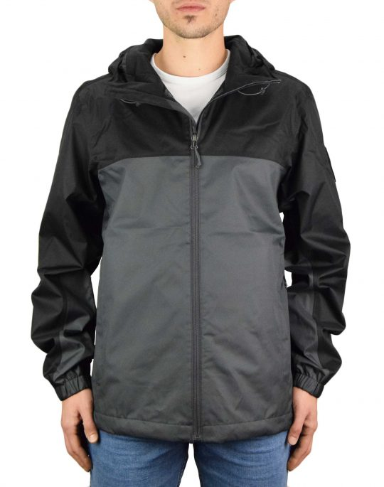 The North Face Mountain Q Jacket (NF00CR3QMN81) Asphalt Grey/ Black