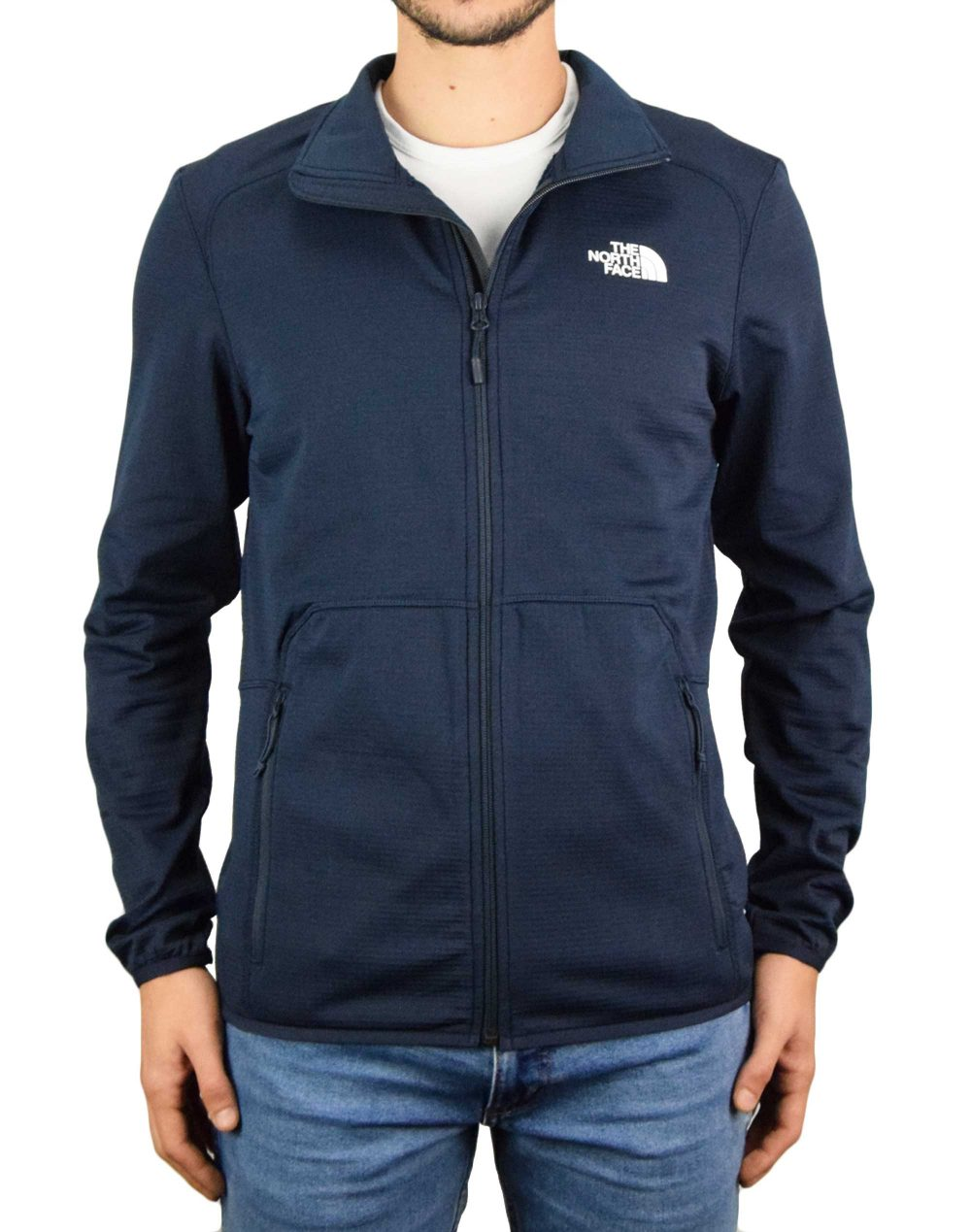 The North Face Quest Full Zip Jacket (NF0A3YG1H2G1) Urban Navy