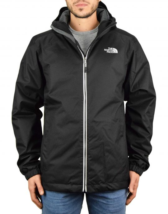 The North Face Quest Insulated Jacket (NF00C302JK31) Black