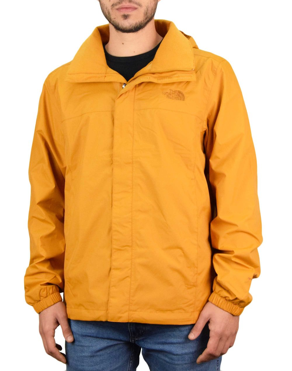 The North Face Resolve 2 Jacket (NF0A2VD5HBX1) Citrine Yellow
