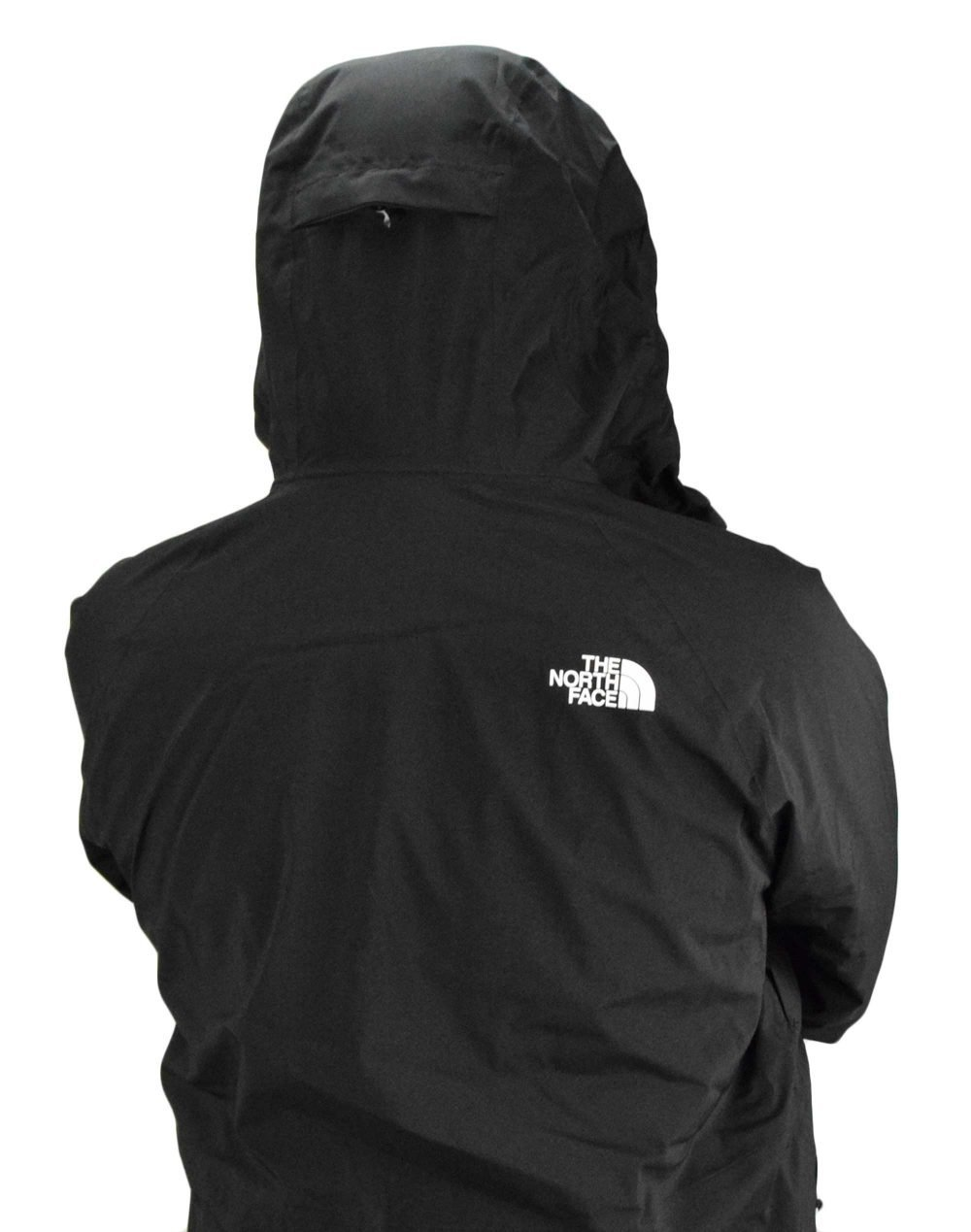 The North Face Thermoball Eco Triclimate Jacket (NF0A4R2KKX71) Black