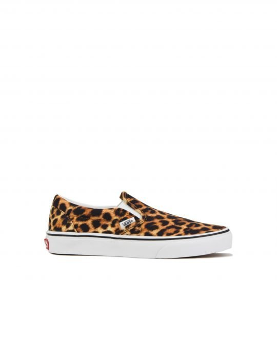 Vans Classic Slip-On Leopard (VN0A5AO83I61) Black/True White