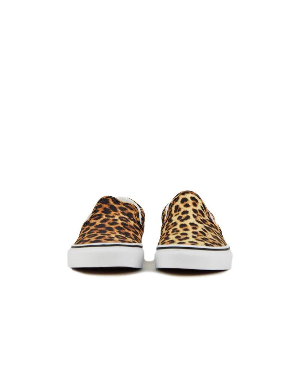Vans Classic Slip-On Leopard (VN0A5AO83I61) Black/True White