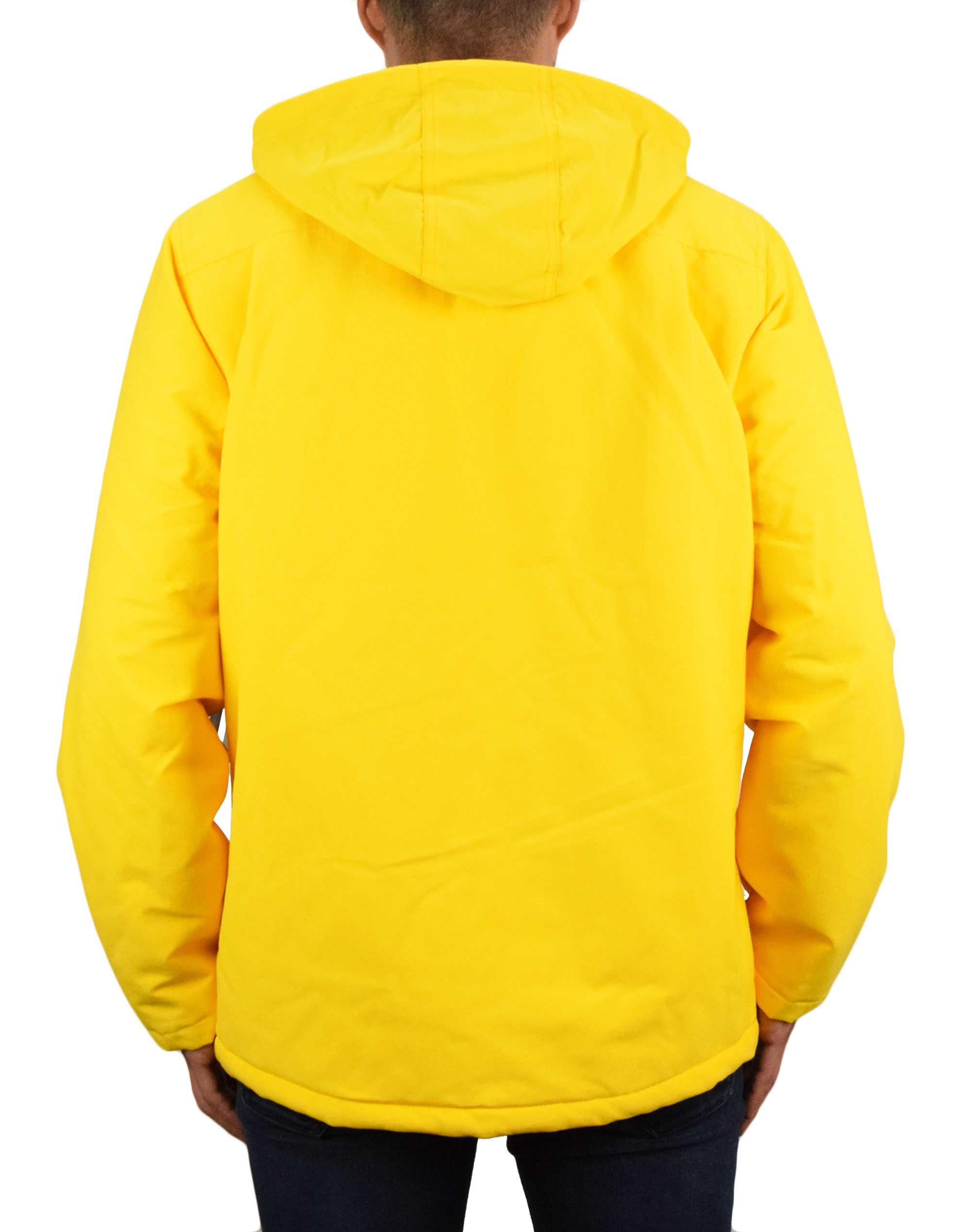 Vans Drill Chore Jacket (VN0A45AP85W1) Lemon Chrome