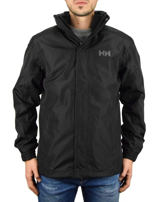 Helly Hansen Dubliner Cis Jacket (20189-990) Black