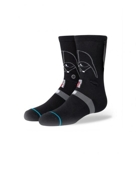 Stance 3D Darth (K545D20DAR) Black