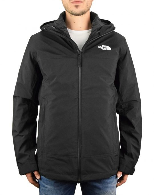 The North Face Mountain Light Triclimate Jacket (NF0A4R2IKX7) Black