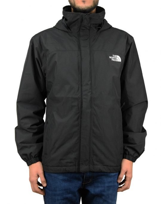 The North Face Resolve Insulated Jacket (NF00A14YJK3) Black