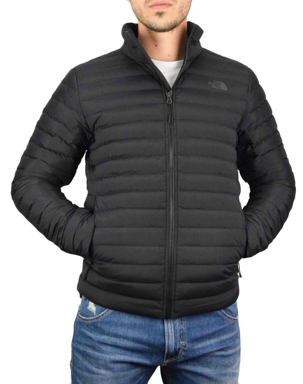 The North Face Strech Down Jacket (NF0A3Y56JK3) Black