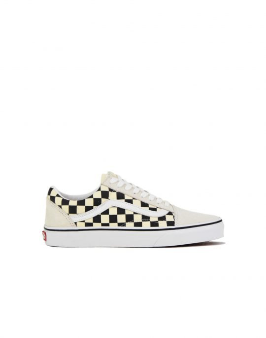 Vans Old Skool Checkerboard (VN0A38G127K1) White/Black