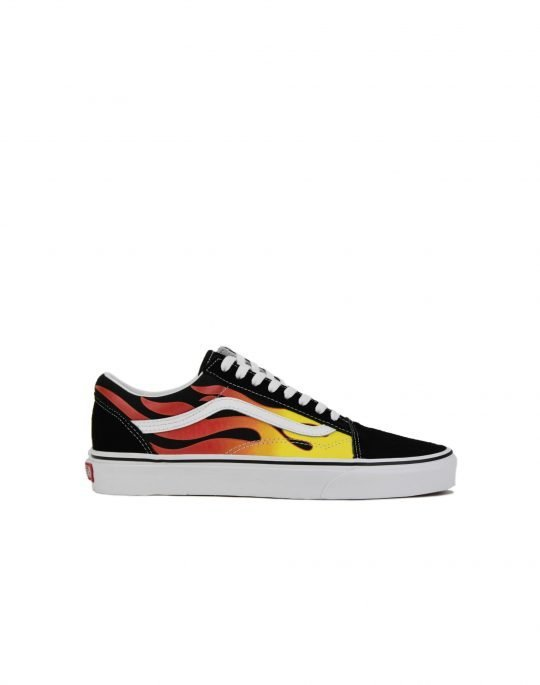 Vans Old Skool Flame (VN0A38G1PHN1) Black