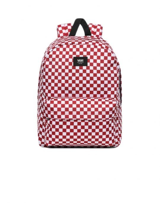 Vans Old Skool III Backpack 22L (VN0A3I6R9761) Chili Pepper/Checkerboard