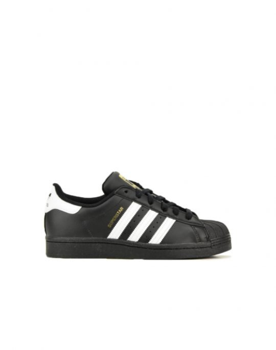 Adidas Superstar J (EF5398) Black/White/Black