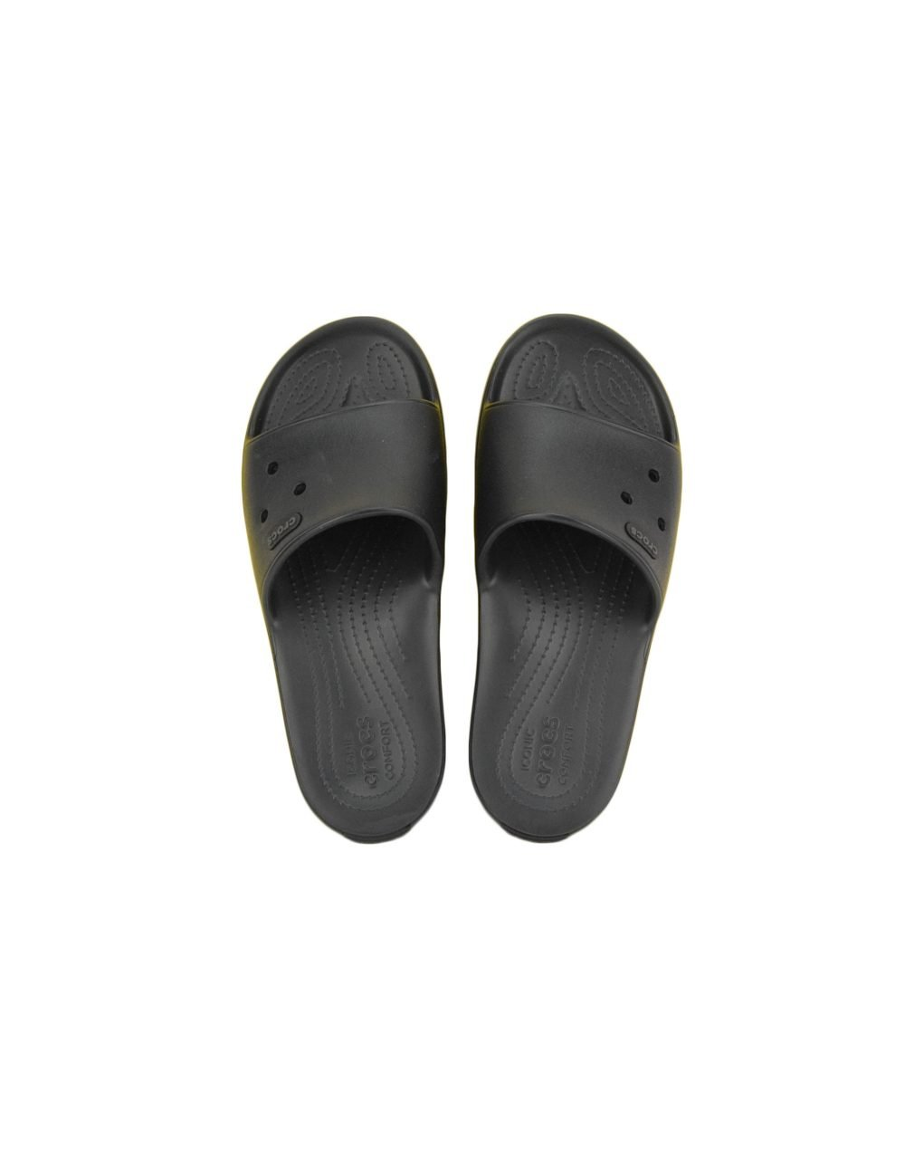 Crocs Crocband III Slide (205733-02S) Black/Graphite