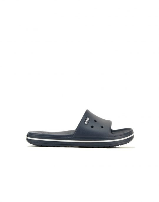 Crocs Crocband III Slide (205733-462) Navy/White