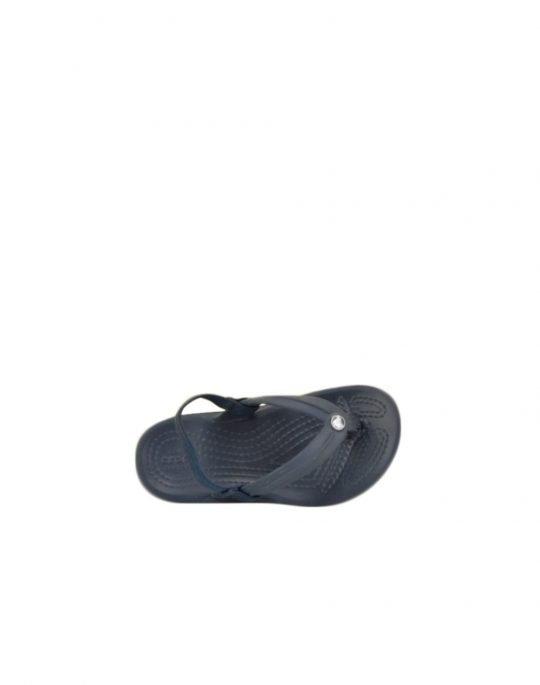 Crocs Crocband Strap Flip K (205777-410) Navy