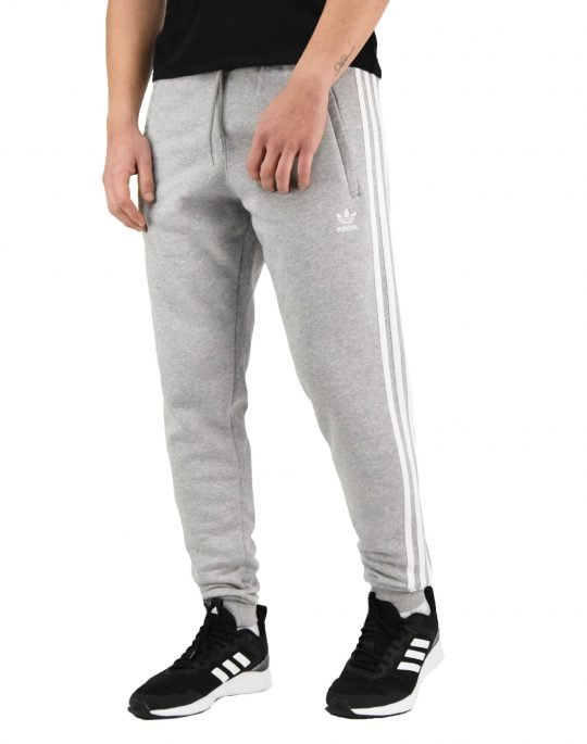 Adidas 3-Stripes Pants (GN3530) Medium Grey Heather