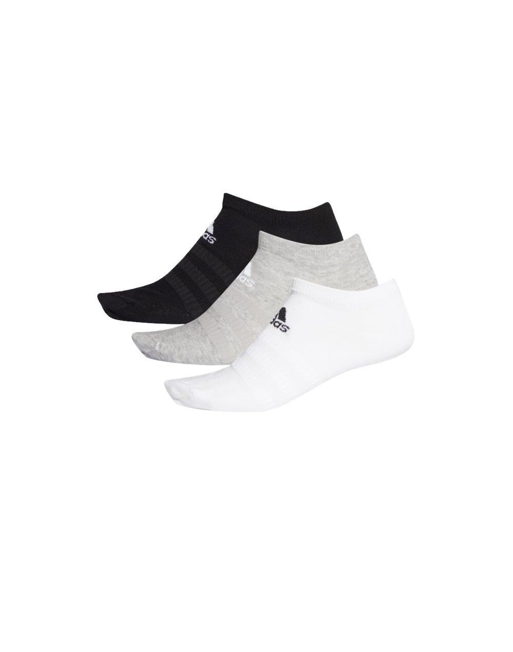 Adidas Light Low 3PP Socks (DZ9400) Black/White/Grey
