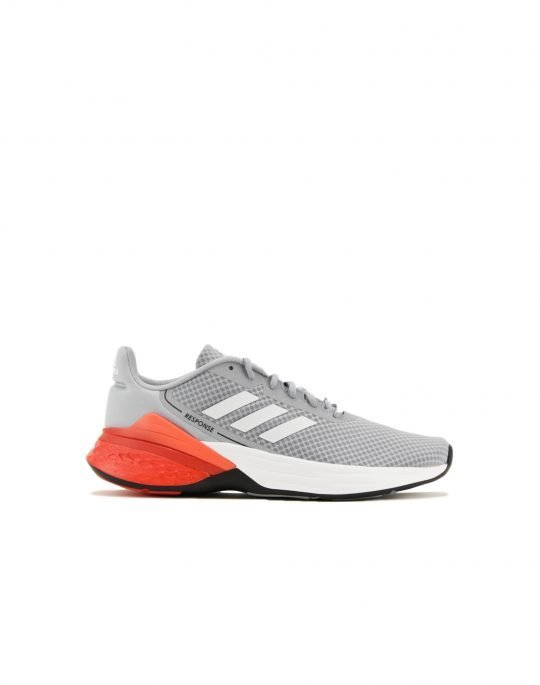 Adidas Response SR (FY9152) Halo Silver/Cloud White/Vivid Red